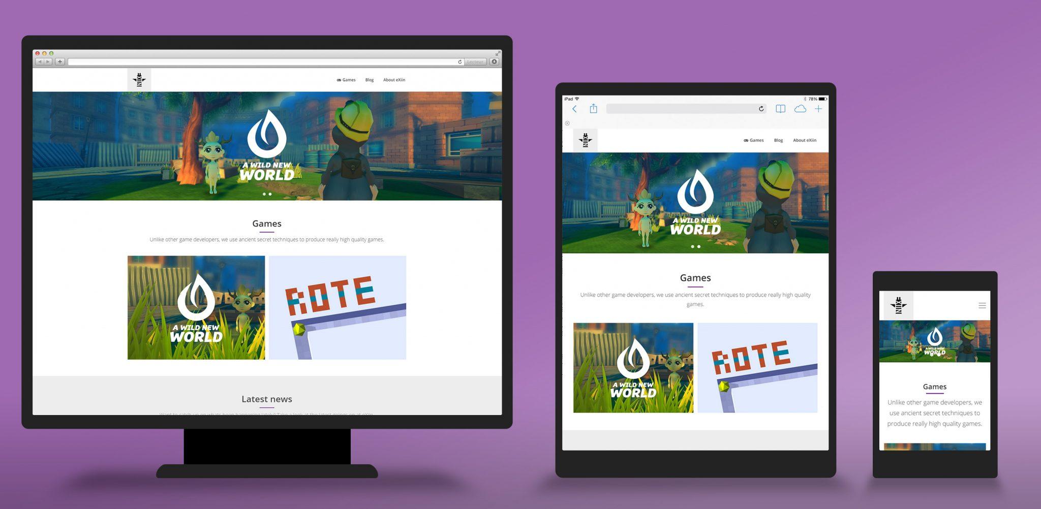 New website, new alliance
