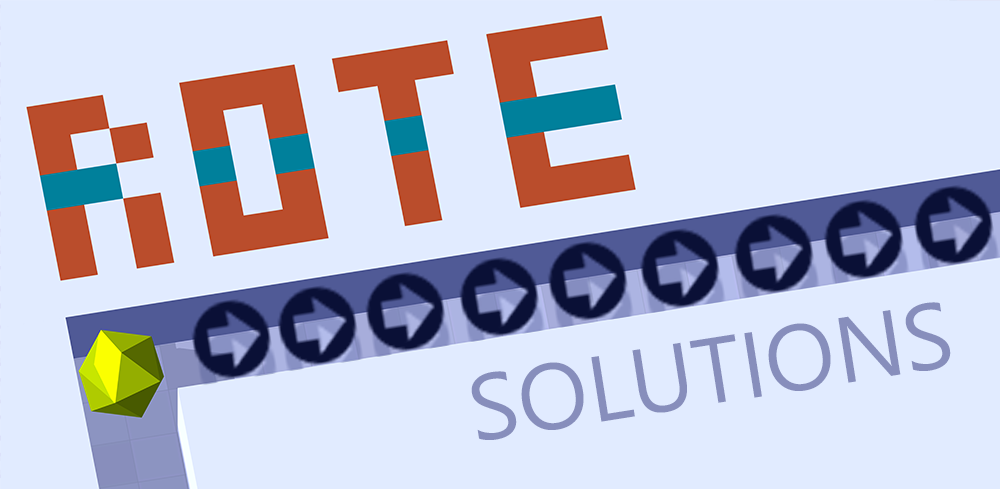 ROTE solutions are finally here!