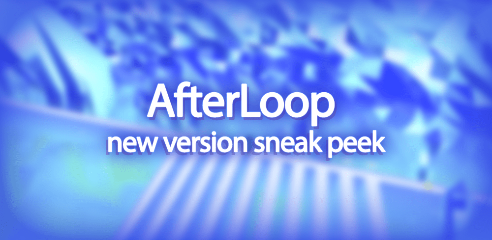More content for AfterLoop!