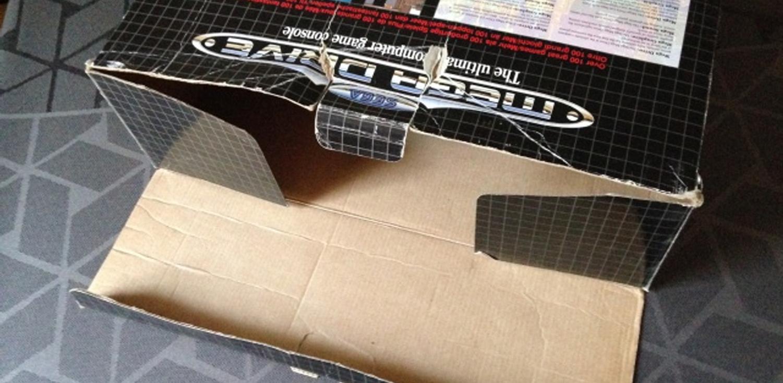 Seb's Pandora's box.