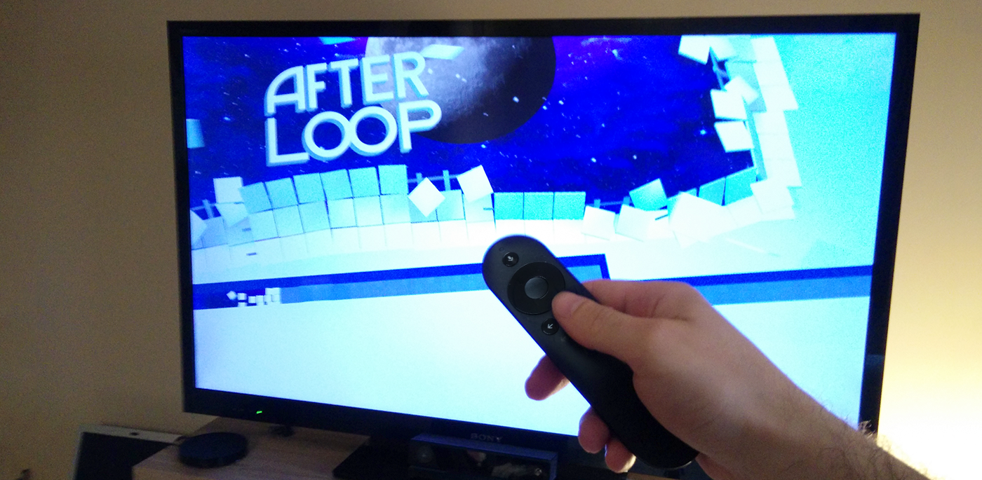 Get the Nexus Player they said… it will be fun, they said!