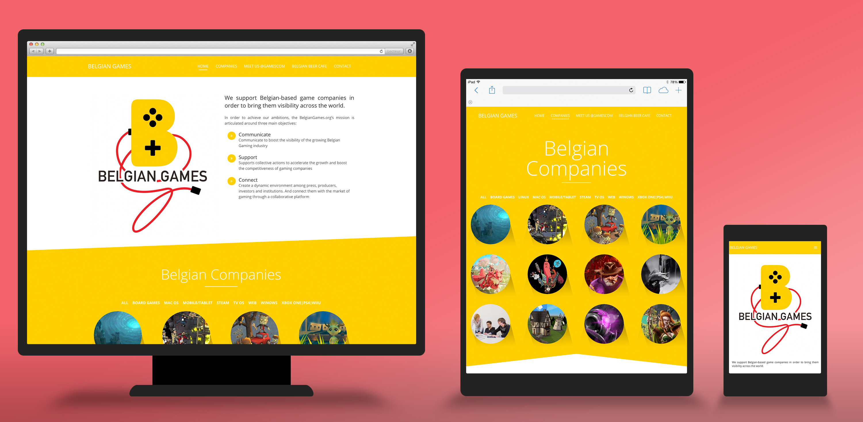 BelgianGames.org is live !
