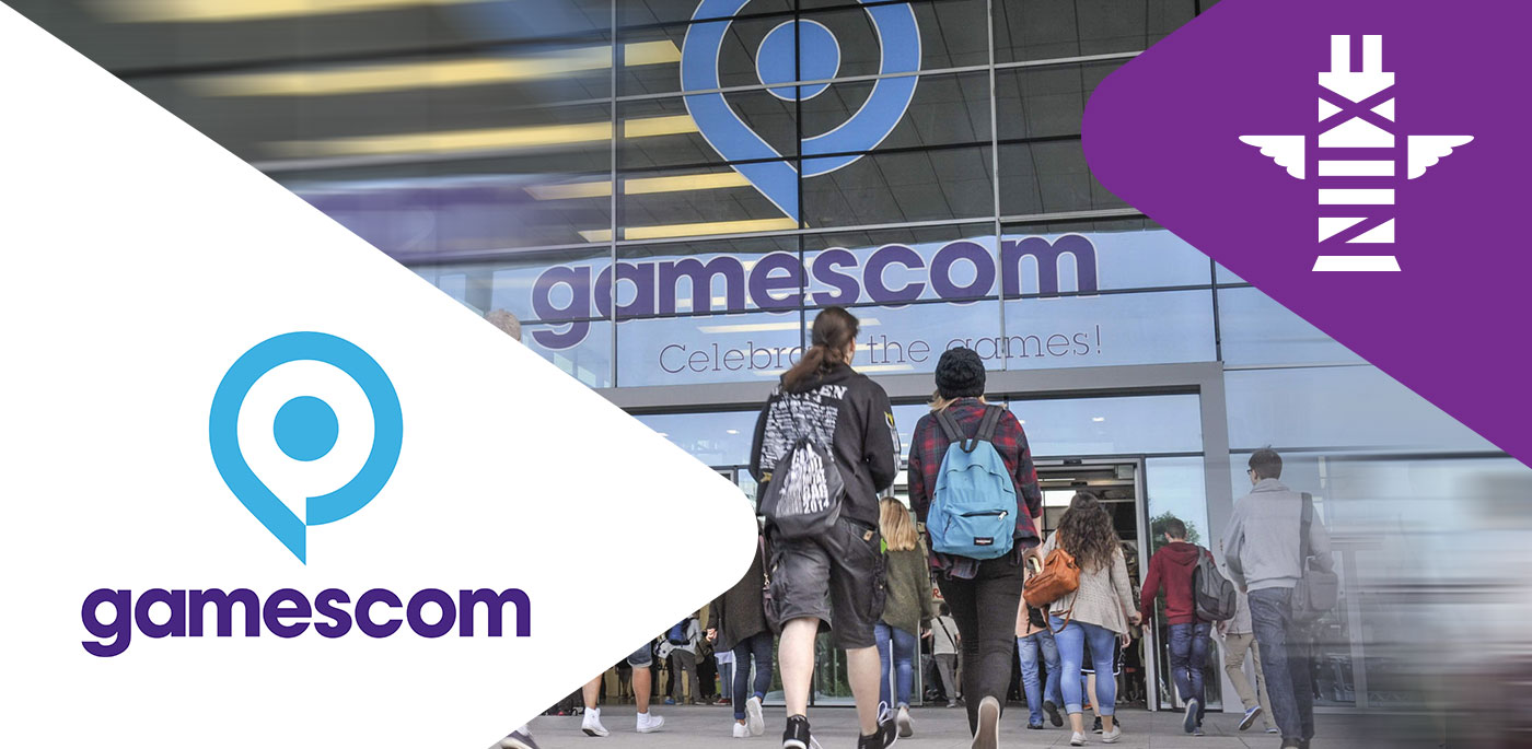 Meet us at Gamescom Cologne 2015