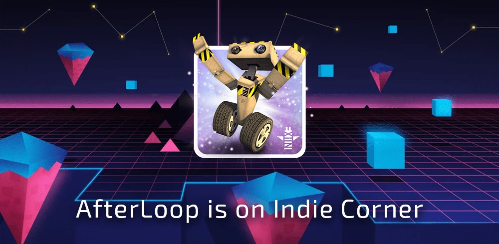 AfterLoop is on Indie Corner