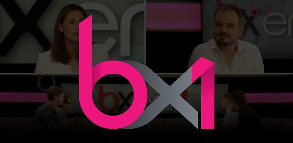 eXiin on TV: Seb talking about gaming industry on BX1
