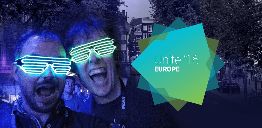 Unite Europe 2016, Mix friends with learning and Zombies
