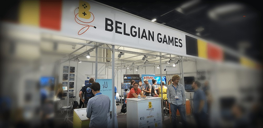 BelgianGames at Gamescom2016