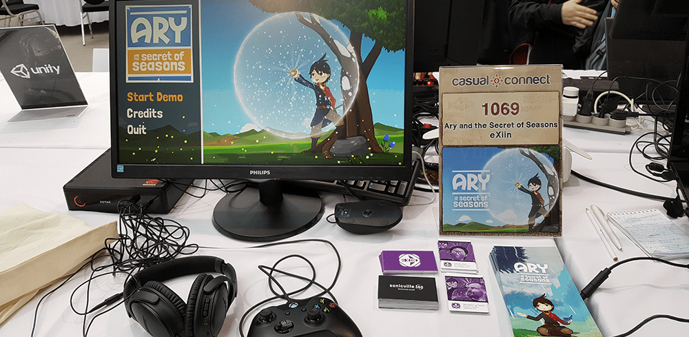 The rise of the Belgian game industry in Casual Connect Europe 2017