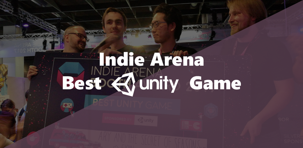 Gamescom: Ary awarded Best unity game