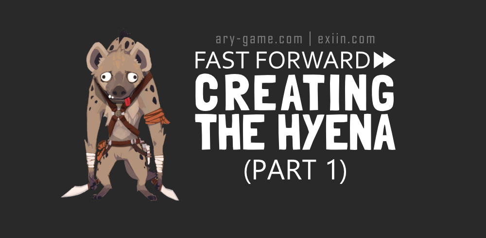 Creating the Hyena