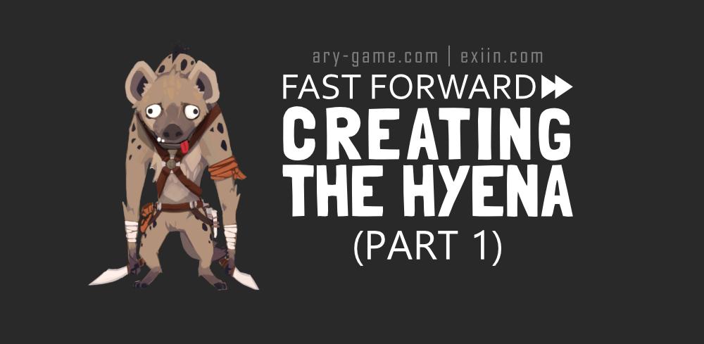 Creating the Hyena