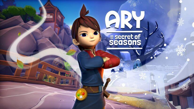 Steam Patch 1 – Ary and the secret of seasons