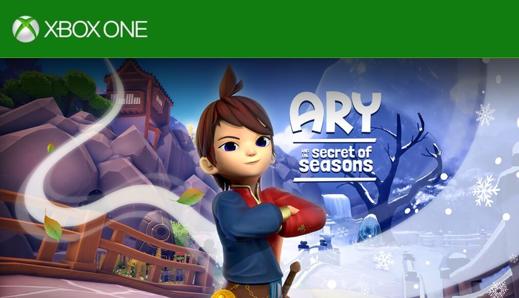 Xbox patch 4 for Ary and the Secret of Seasons has been released!